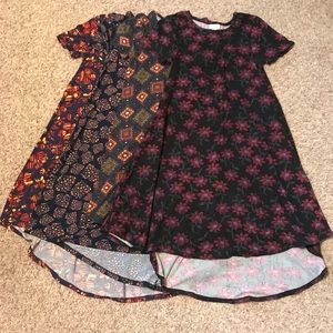 Lularoe Carly Dresses